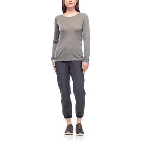 Icebreaker Sphere - T-shirt manches longues Femme - gris